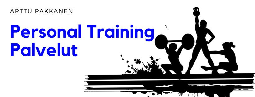 Arttu Pakkanen Personal Training Palvelut
